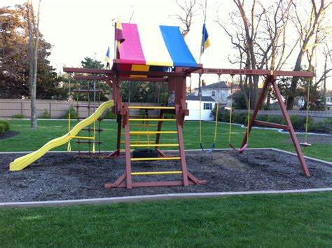 redwood swing sets 7 tips for maintaining a redwood swing set all about the