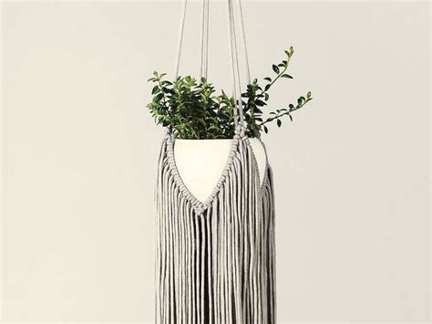 Macrame Basics - 25 best ideas about macrame plant hangers on