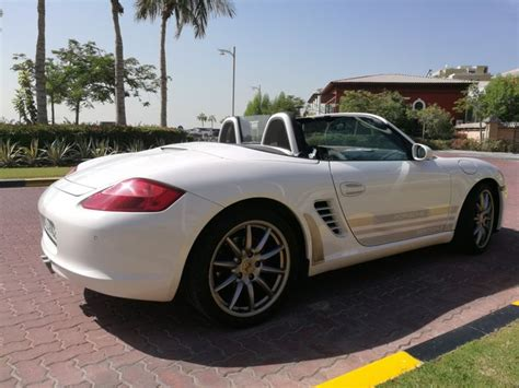 Boxster S Porsche Design Edition Two by Porsche Boxster S Porsche Design Edition 2 2008