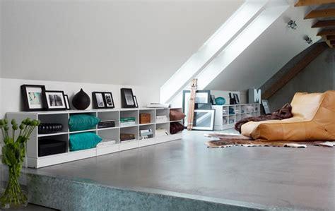 muebles buhardilla muebles bajos para una buhardilla paperblog