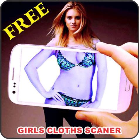 see through clothes app android x cloth scanner simulator android apps on play