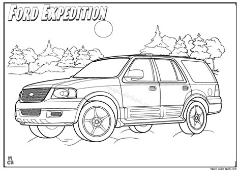 ford coloring pages www imgkid com the image kid has it