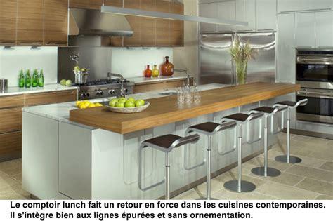 le cuisine design cuisine de design contemporain et r 233 novation
