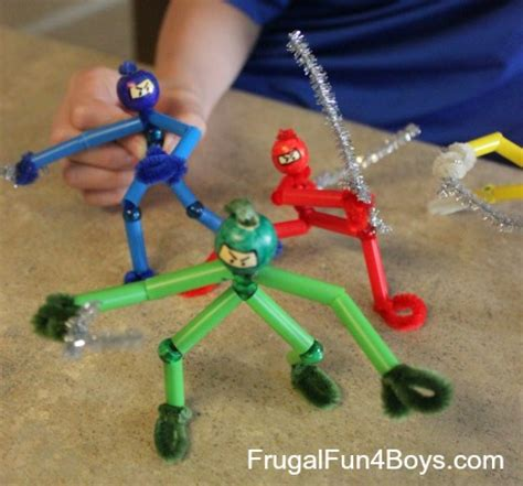 crafts for boys 20 unplugged activities for tween age boys frugal