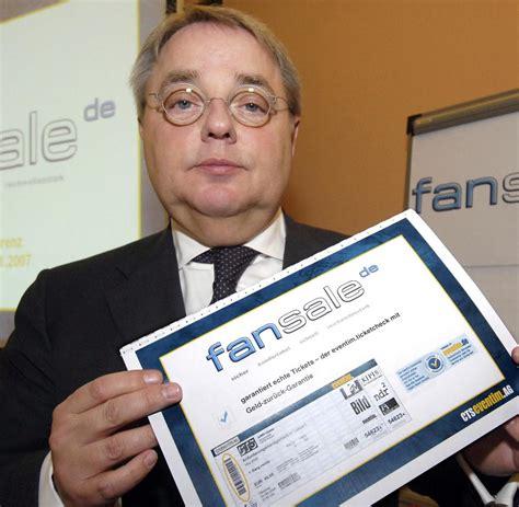 Tickets Online Drucken Eventim by Klaus Peter Schulenberg Info Zur Person Mit Bilder News