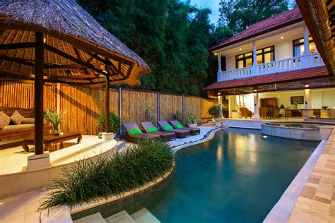 4 Bedroom Villa by Pool Villa Seminyak Four Bedroom Villa Coco Bali