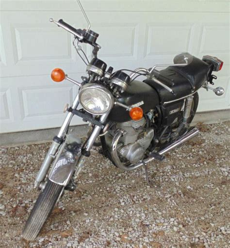 buy 1976 honda 360t low great condition on 2040 motos