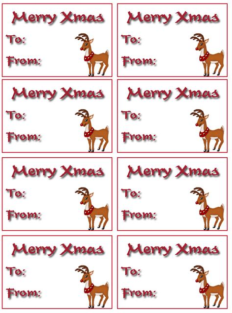 printable christmas cards tags free christmas gift tags free merry christmas holiday giftags
