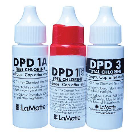 lamotte chlorine test kit tests kit 100 from cole parmer
