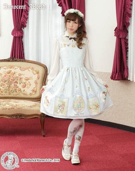 Jsk 1706 Hotpants Hw 5 Button world the tale of rabbit jsk jumperskirt lace market fashion sales