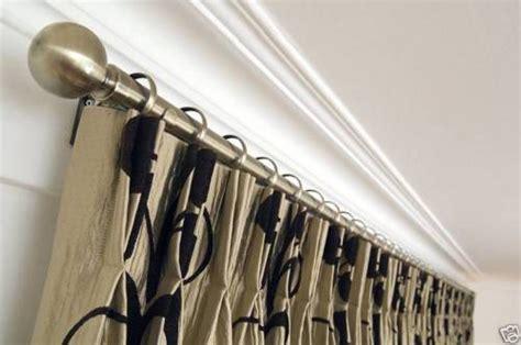 32mm curtain pole swish polaris 32mm one corded curtain pole ebay
