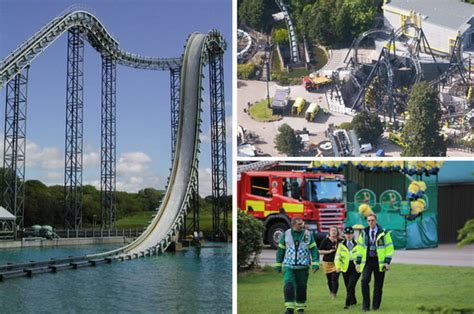theme park uk as alton towers reopens the horrors of uk theme parks are