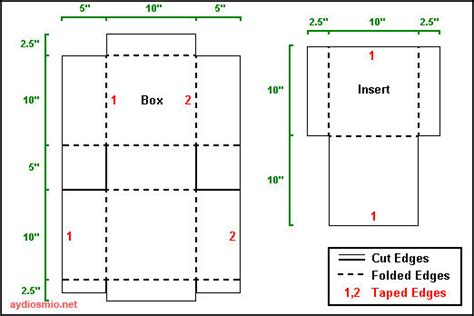 templates for making cardboard boxes cardboard pie box 1