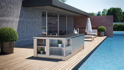 cucina da giardino cucine da giardino prezzi idee di design per la casa