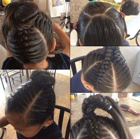 cute goddes braids for black women cute braid styles for girls simple and trendy