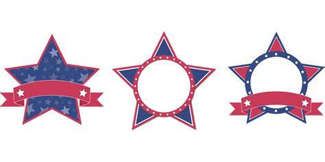 printable blue star banner red white and blue stars banner clipart www imgkid com