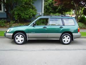 Subaru Forester 1999 1999 Subaru Forester 187 Awd Auto Sales