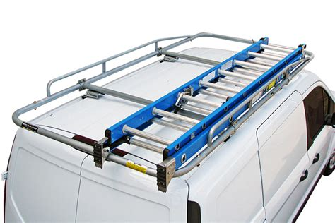 How To Install Ladder Rack On by Kargo Master Transit Connect Ladder Rack Commercial