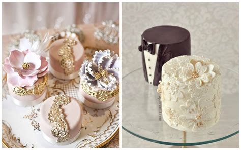 miniature cakes and wedding cake 60 miniature cakes plus a top 20 cutest and super lovely mini wedding cakes page