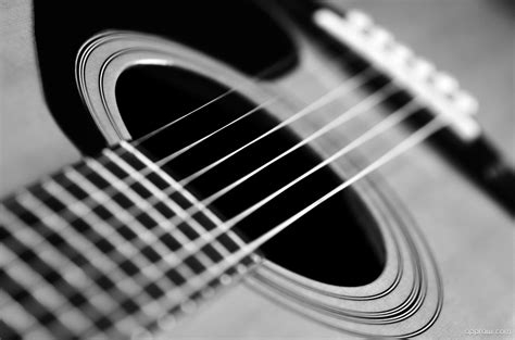guitar wallpaper black and white hd classical guitar black and white wallpaper download