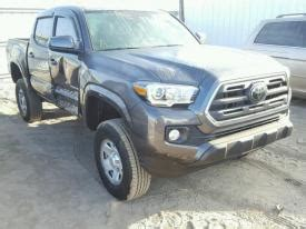 salvage toyota tacoma cars  sale  auction