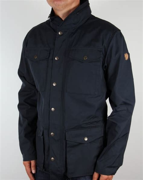 Kickers Casul J 161 fjallraven jacket navy fjallraven from 80s