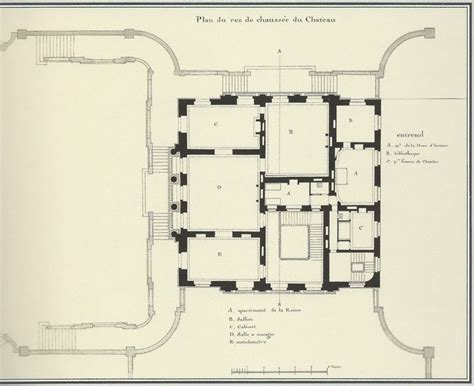 le petit trianon floor plans 213 best images about petit trianon on pinterest louis