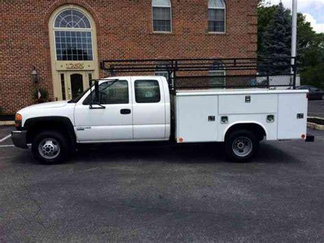 gmc c5500 service utility truck 2002 utility service
