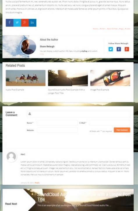 thrive themes gallery thrive themes storied review blog theme good