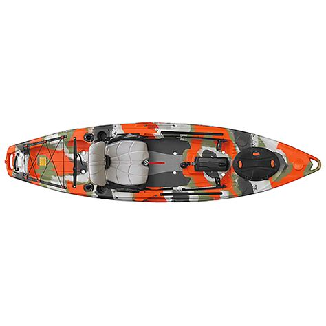 feelfree 10 t10 olive feelfree lure 11 5 fishing kayak 2017 ebay