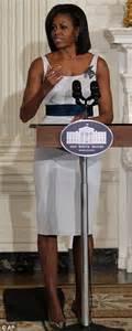 michelle obama zac posen dress michelle obama in zac posen