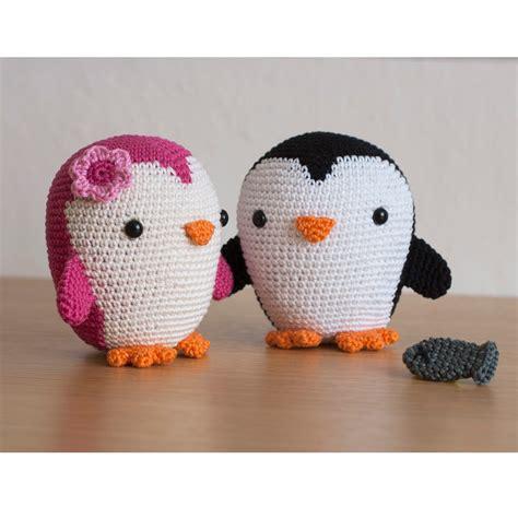 amigurumi penguin patterns by diy fluffies