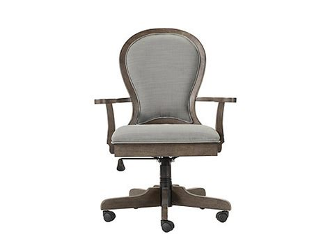 Office Chairs For Home Kasari Home Office Chair Oak Raymour Flanigan