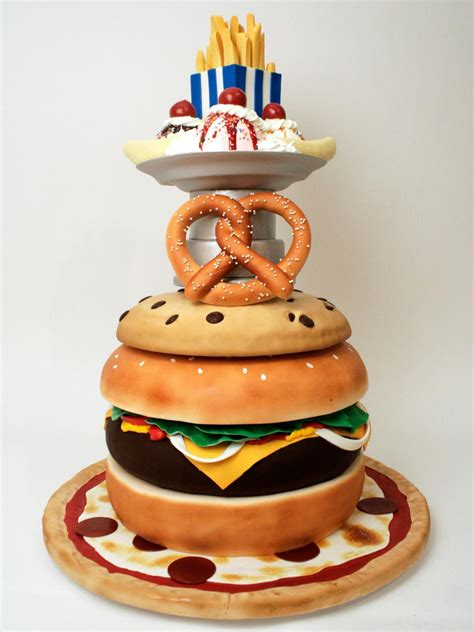 the creative cakes from charm city cakes duff goldman