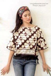 Blous Kotak2 batik amarillis s peek a boo blouse 4