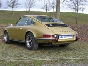 Porsche 911 F Eisenmann Porsche 911 Model F 2 0l 2 4l 2 7l Sports