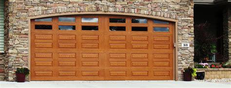 glass doors abilene residential garage door styles from overhead door company