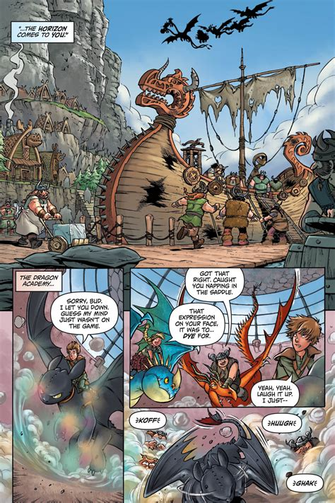 doctor how and the dragons volume 4 books preview of dragons riders of berk vol 4 the stowaway