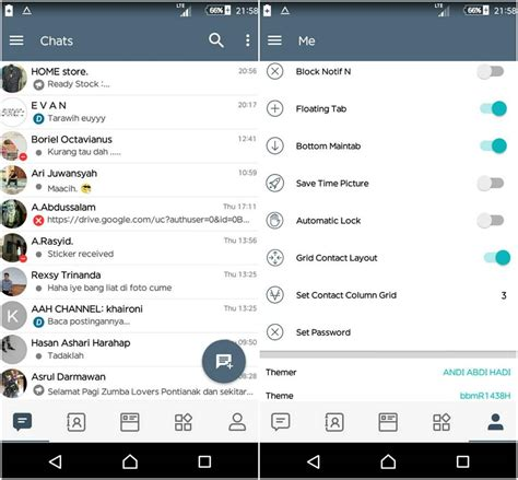 android apk bbm mod r1438h versi 3 3 4 48 android apk sellophone