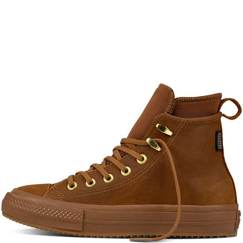 Lu Waterproof chuck all waterproof nubuck boot converse fr
