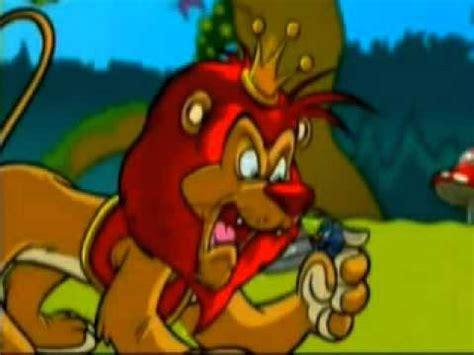 imagenes de leones y ratones el raton y el leon youtube