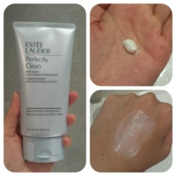 Estee Lauder Perfectly Clean est 233 e lauder perfectly clean foaming cleanser purifying
