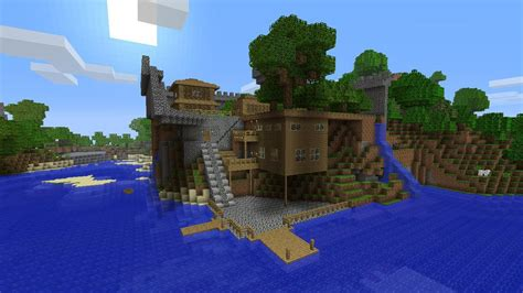 Minecraft House Design Ideas Xbox 360 The Top 10 Best Pc Minecraft Slideshow From