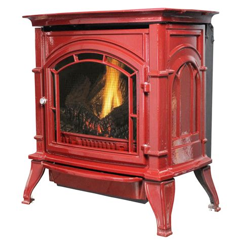 cast iron propane fireplace shop hearth products 1 000 sq ft single burner vent