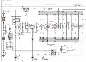 light wiring diagram 2001 toyota tacoma get free image about wiring diagram