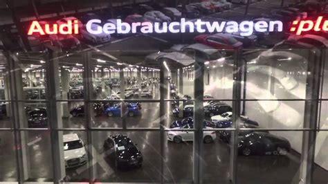 Audi Gebrauchtwagen Zentrum M Nchen by Audi Gebrauchtwagen Plus Zentrum M 252 Nchen Bei Nacht