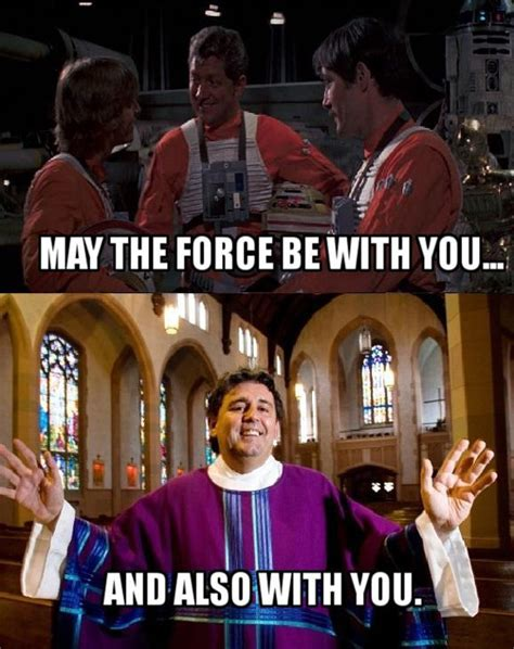 May The Force Be With You Meme - funny pictures november 11 2015