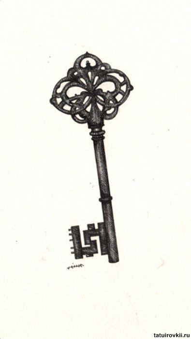 design is key pin antique skeleton key tattoos otugunesa on pinterest