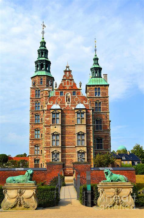 Home Decor Country Style by Rosenborg Castle Copenhagen Denmark Digital Art By Eva Kaufman
