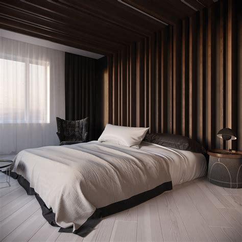 Vwartclub minimal bedroom
